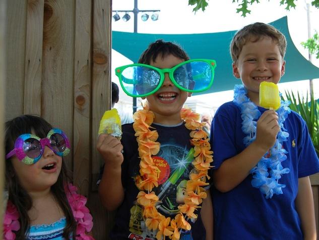 Children's Museum of Houston presents National Ice Cream Day