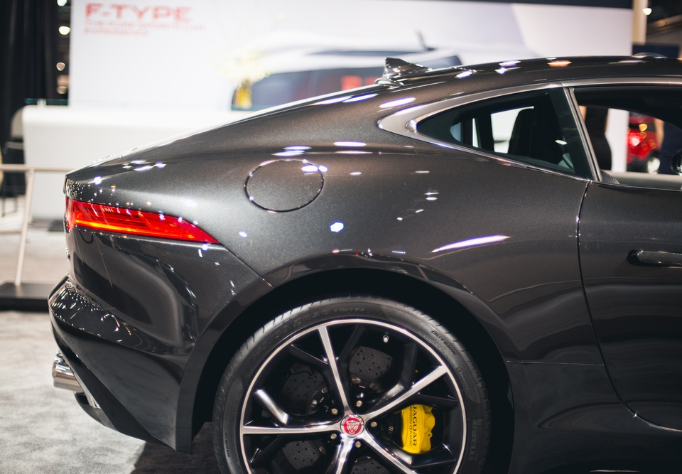 Jaguar,2014 Houston Auto Show