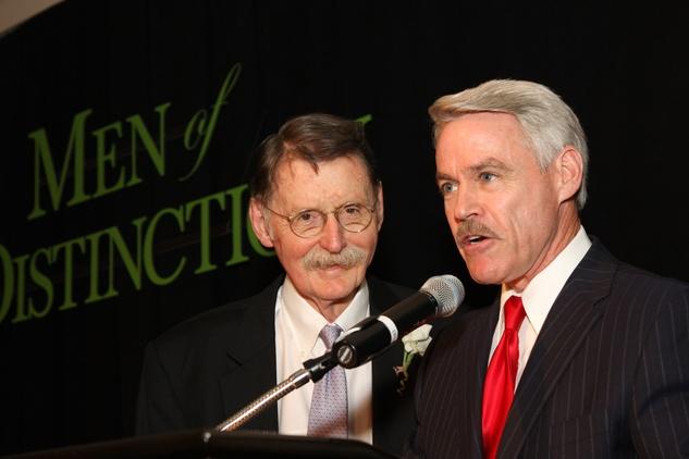 News_Men of Distinction May 2011_Dr. Duke_Tom Koch.jpg