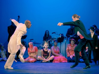 Tapestry Dance Company presents OF MICE AND MUSIC:<i> A Jazz Tap Nutcracker</i>