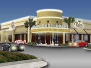 The Palm Restaurant Houston rendering May 2013