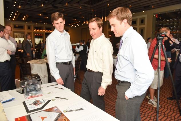 News, Roger Clemens at Vallone's, June 2015, Brad MacDougall, John Green, & Jason Johnson