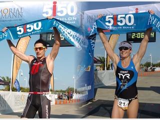 Ironman 5150 in Galveston