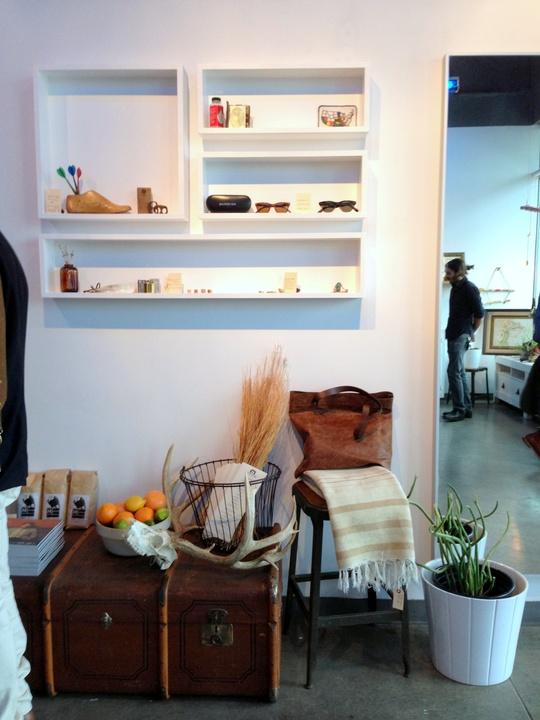 Austin Photo Set: News_helm boots grand opening_april 2013_store shelving