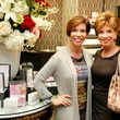 11 Roseann Rogers, left, and Vicki Rizzo at Events' Shop With Heart Card launch party April 2014