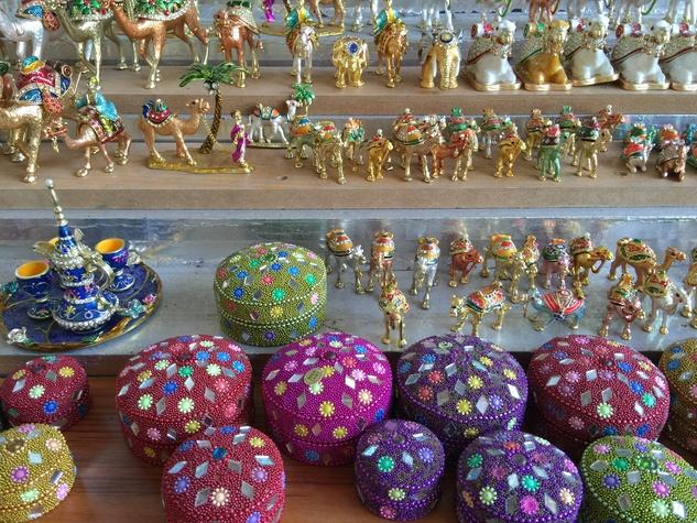 News, Shelby, Dubai textile market, January 2015