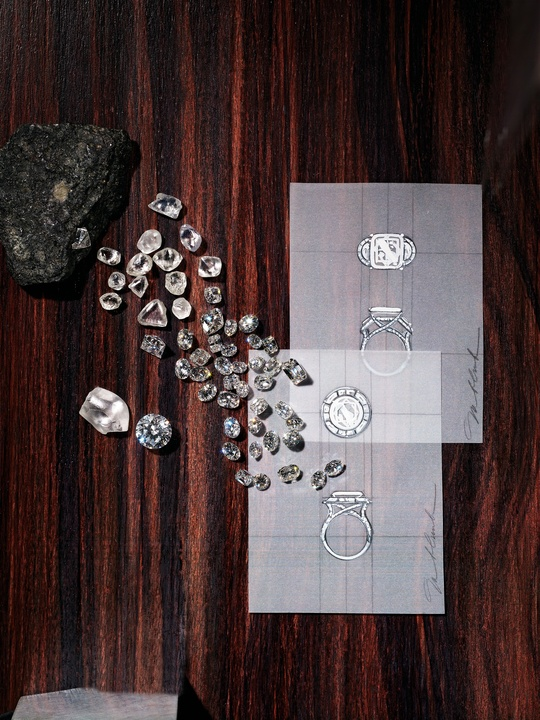 Diamonds are Forever Neiman Marcus fantasy gift