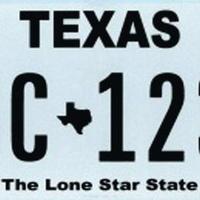 Austin photo: News_Mike_License Plates_Classic Design