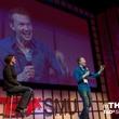 Trigg Watson Burrage and Courtney Ferrell TEDxSMU: ReThink