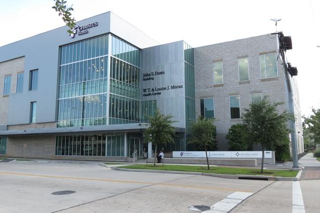 San Jose Clinic_building