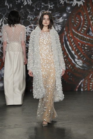 Jenny Packham look 36 fall 2015 collection