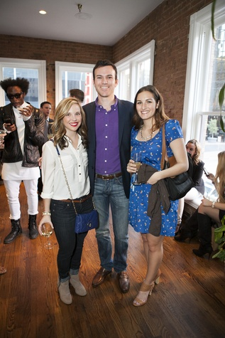 Mckensey catterton, Thomas bumpass, Gianna carvalho, culturemap social, the woolworth