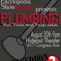 Austin photo: Events_E Show Plumbing_Poster