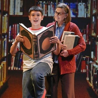 Dallas Children's Theater presents Tomás and the Library Lady