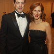 Pearl Ball, February 2013, Chris Dorros, Carolyn Dorros