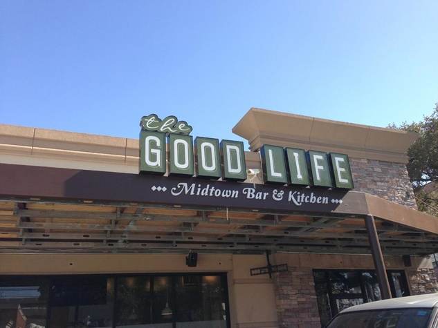 The Good Life Midtown Bar and Kitchen exterior day