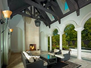 Sharif & Munir Custom Homes patio