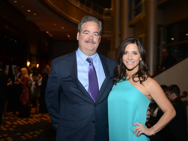 18 Cal and Hannah McNair at the Matt Schaub Hope Can Heal Gala April 2014