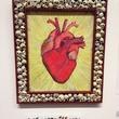News, Shelby, Lawndale Dias de los Muertos, October 2014, heart art