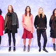 Elie Tahari fall collection February 2014