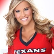 most beautiful NFL cheerleaders, Houston Texans cheerleaders, Kayla, December 2012