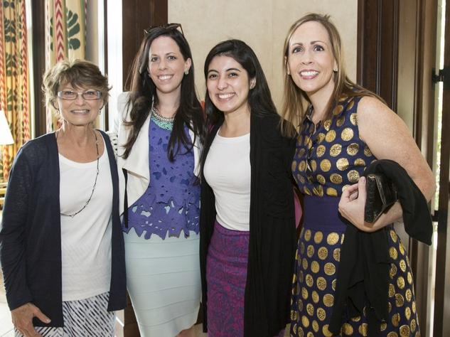 Linda Sikes, Laura Reeder, Denise Cardenas, Sara Matlock
