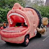 Arts Brookfield presents The 2016 Legendary Art Car Ball
