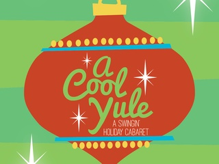 TexARTS presents A Cool Yule-A Swingin' Holiday Cabaret