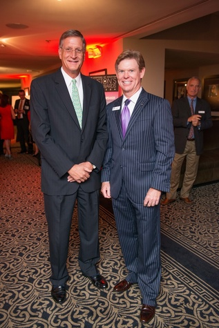 Houston, Crime Stoppers Awards luncheon, May 2015, Clay Hoster, Louis Pelz