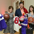News Houston Children's Charity Gathering of Champions, Heather Snyder, Matt Flanagan, Yvonne, Zeigman, April 2014