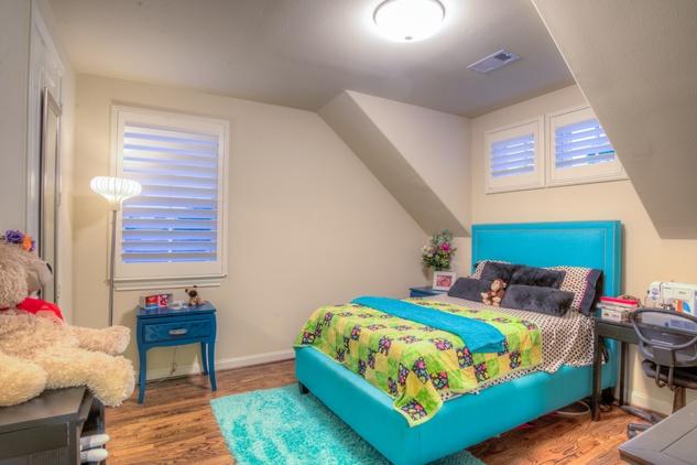Houston, 1216 Bomar, June 2015, kids bedroom