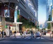 Rendering of Cinépolis Luxury Cinemas-Victory Park in Dallas