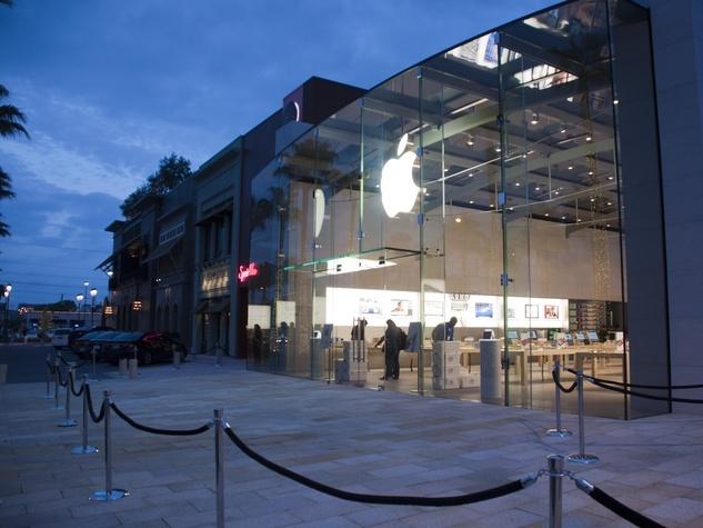 News_Apple store_Highland Village_March 2012