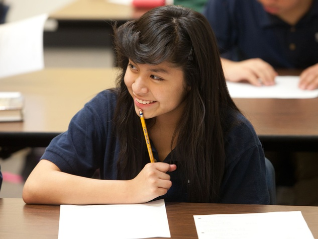 KIPP DFW student