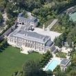 Fleur de Lys mansion Suzanne Saperstein aerial