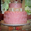 Erica Rose Baby Shower, June 2016, cake