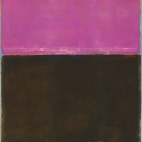 Mark Rothko Retrospective: Untitled, 1953