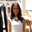 Monica Abney at David Zyla at Atrium Ready to Wear January 2014