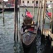 Jane Howze Italy trip Venice October 2014 Who doesn't love a gondola?