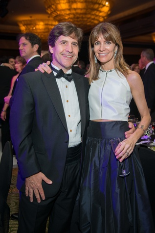 Symphony Ball, May 2015, Charles and Tiffany Masterson