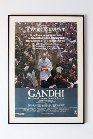 """Brandenburg's """"Gandhi"""""""
