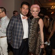 0068 Sergio Morales and Vivian Wise at the Pet Set Soiree September 2014