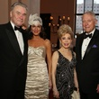 5 Gordon Buthone, from left, Jessica Rossman, Margaret Alkek Williams and Jim Daniel at the Society for the Performing Arts Gala March 2014