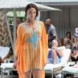 Nanette Lepore coverup Mercedes-Benz Fashion Week Swim July 2013