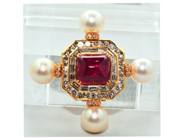 Shelby, Best Of, jewelry, Wayne Smith, ruby, diamonds
