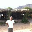 Salama, owner of Sawa Camp Rash Sitan Sinai Egypt