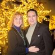 8 Lavone Cox and Denis DeBakey at the Houston Galveston Institute dinner November 2014