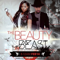 Houston First Friday's present Beauty and the Beast