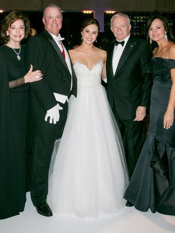 Gene, Stephen, Caroline, Jerry and Karen Jones
