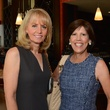 6 Kathy Pipkin, left, and Shannon Swyka at the Dec My Room luncheon October 2014